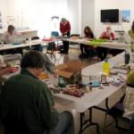 Book Arts Guild of Vermont – Junk Box Books 2009
