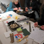 Book Arts Guild of Vermont – Post-It Note Books 2009