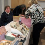 Book Arts Guild of Vermont – Annual Ethnic Potluck with Swap and Sale 2009