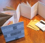 Bookbinding workshop – Recycled Books – Frog Hollow, Burlington, VT