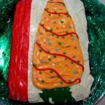 """Book Arts Guild of Vermont - Edible Book """"A Christmas Carrot"""" - April 2010"""