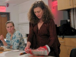 Book Arts Guild of Vermont - Edible Books - April 2010