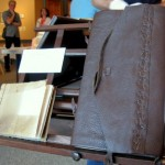 """""""Celebration of Handmade Books"""" at Creative Space Gallery – May 2010"""