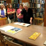 Book Arts Guild of Vermont – UVM Special Collections – August 2010