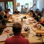 Book Arts Guild of Vermont – The Amazing Dremel with Jill Timm – July 2010
