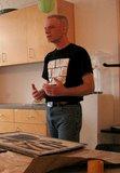 Vermont artist Bradley Fox
