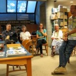 Book Arts Guild of Vermont – Peter & Donna Thomas at UVM Special Collections – August 2010