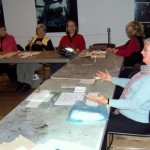 Book Arts Guild of Vermont – The Relationship Between Book Content and Structure with Judy Brook – November 2010