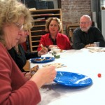 Book Arts Guild of Vermont – Annual Ethnic Potluck with Swap and Sale 2010
