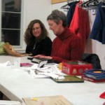 Book Arts Guild of Vermont – Bookbinding Sharing and Support – January 2011