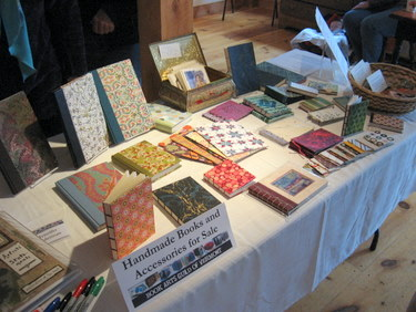 Big Ideas, Small Books at Emile Gruppe Gallery - April 2011