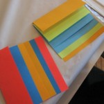 Book Arts Guild of Vermont – Kids to Kids with Ann Joppe-Mercure – May 2011