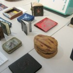 Book Arts Guild of Vermont – Sharing Books from our Spring exhibition Big Ideas, Small Books – June 2011
