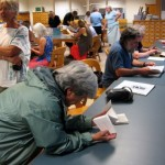 Book Arts Guild of Vermont – UVM Special Collections – August 2011