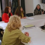 Book Arts Guild of Vermont – State of the B.A.G./Tips and Tricks for Bookbinding Basics – October 2011