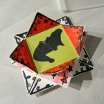 Book Arts Guild of Vermont – Card Tricks with Gwen Morey & Jennifer Alderman – December 2011