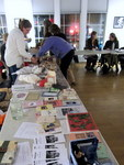 Book Arts Guild of Vermont - Show & Tell, Bring & Sell, and Meet & Munch - January 2012