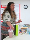 Book artist Jill Abilock