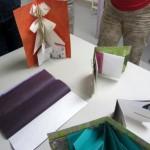 Book Arts Guild of Vermont – Build-a-Book Round Robin with Jill Abilock – March 2012