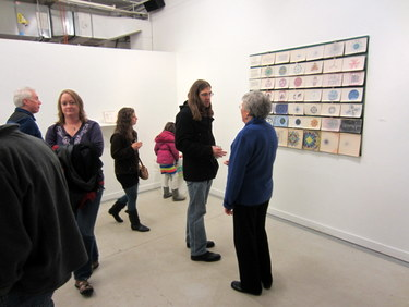 """Shaping Pages"" exhibit - Book Arts Guild of Vermont"