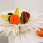 "Handmade book ""Read More Fruit!"" by Jill Abilock"
