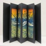 "Handmade book ""Cape Cod Views"" by Janet Ballentyne & David Sokol"