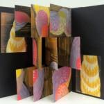 "Handmade book ""The Mystery of Space"" by Janet Ballentyne & David Sokol"