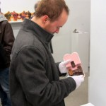 """""""Shaping Pages"""" – Book Arts Guild of Vermont 2012 exhibit"""