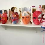 "Handmade book ""Facebook: Am I Who I Think You Think I Am?"" by Jill Abilock"