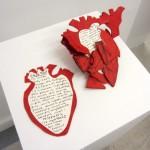 """Handmade book """"A Matter of a Soul"""" by Nikki King"""