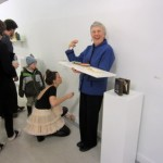 """""""Shaping Pages"""" exhibit – Book Arts Guild of Vermont 2012"""