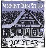 Vermont Open Studio Weekend logo