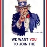 Join the B.A.G. Bookboard – via Uncle Sam poster
