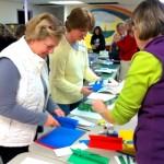 November 2012: Book Blitz and Card Tricks
