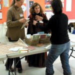 December 2012: Annual Ethnic Potluck with Swap and Shop