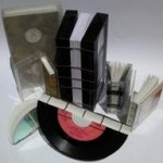 Books On Tape by Woody Leslie – book art