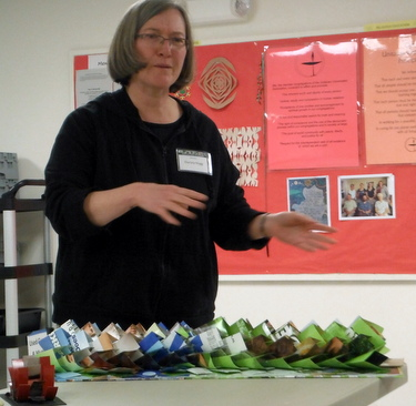 February 2013: Amazing Accordions and Fabulous Flags: An Upcycling Odyssey with Dorsey Hogg