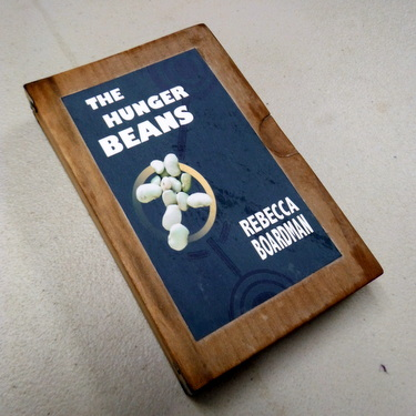 Edible book - The Hunger Beans