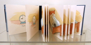 Artists' book by Marcia Vogler