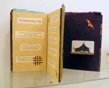 Artists' book by Mary Liz Riddle