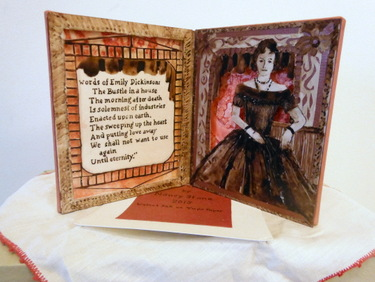 Artists' book by Nancy Stone