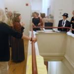 Book Arts Guild of Vermont 2013 spring exhibit opening