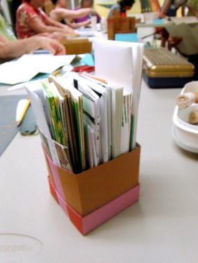 Handmade books by Erin Sweeney