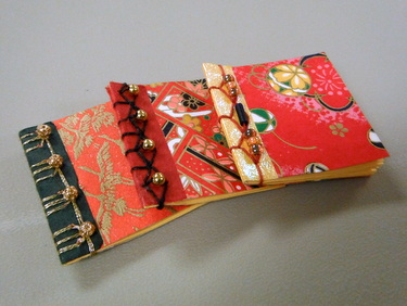 DSCF8853 <em>Decorative Japanese Bindings</em> with Jill Abilock
