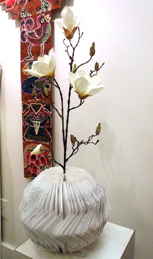 DSCF9376 001 <em>Beasts and Botanicals</em> exhibit at Rae Harrell Gallery