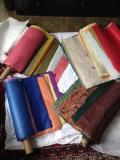 "handmade paper 2 VT Book Arts Guild ""MailB.A.G."" September 2014"