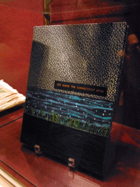 Handbound book by Patty Bruce