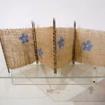 Blue Flax by Nancy Hayden