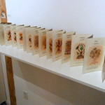 ABECEDARIUM of TRYS (trees) by Rebecca Boardman