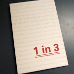 1 in 3 by Jaime Lynn Shafer